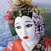 The Blossom Princess - Gardens of the World collab