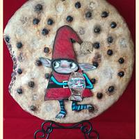 The Giant Elf Cookie