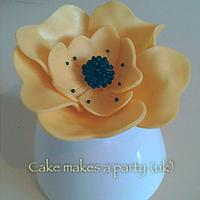 Edible fantasy flower!