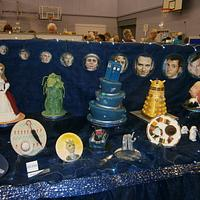 Dr Who 50th Anniversay by Annette
