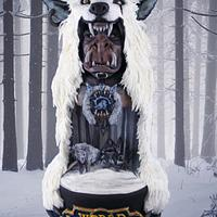 CAKE CON COLLABORATION - WORLD OF WARCRAFT -DUROTAN  - THE UNTOLD STORY