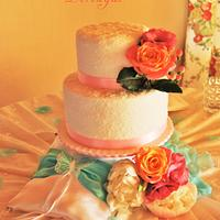 WEDDING WITH A VINTAGE FEELING