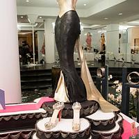 Barbie Expo cake