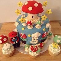Mario! by Sharon