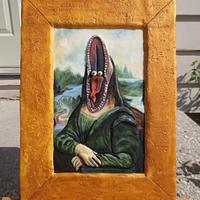 My Cakenweenie Tim Burton piece