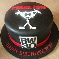 Pearl Jam 30th birthday