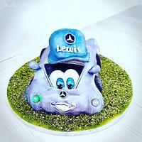 Lewis's cake 🚗