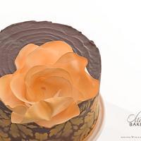 Golden Twist by Olivia's Bakery