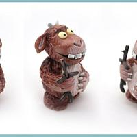 Gruffalo's Child by Scrumptious Buns