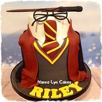 Harry Potter inspired!