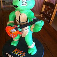 Ninja Turtle/Kiss Fan's 30th