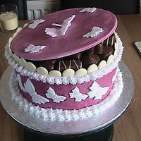 Choc Box cake