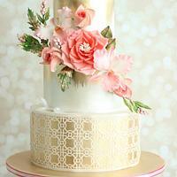 """Mesmerize""- Wedding Cake"
