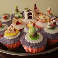 Cup cake minis