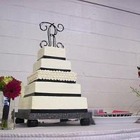 Wedding Cake  by Chris Jones