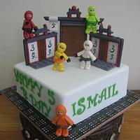 ninjagos cake