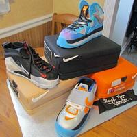 Nike sneaker collection