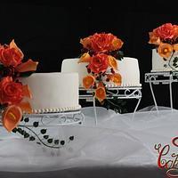 Autumn Weddingcake