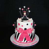 Cheerleader Birthday