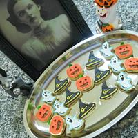 biscuits filled halloween