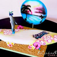 Sierra's Surfing Sweet 16