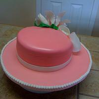 Derby Hat Cake by Tetyana