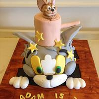 Tom & Jerry  by icedtouchcakes
