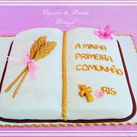 IRÍS 1 HOLY COMMUNION