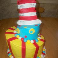 Topsy Turvy Cat in the Hat