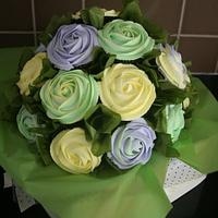 Cupcake Bouquet  by Sweet Tooth Cakes