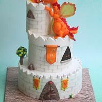 A Castle for my sweet knight