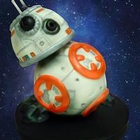 BB8 Cake Topper