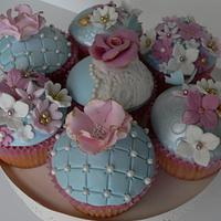 High Tea Cupcakes