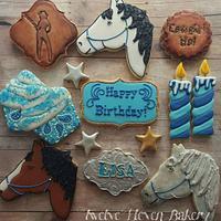A Cowgirls Birthday