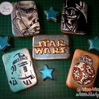 StarWars Cookies