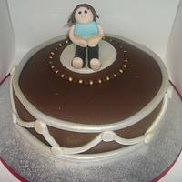 Drum cake
