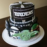 Star Wars for Icing Smiles