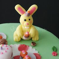 Teddy's Birthday Party by Karen Dourado