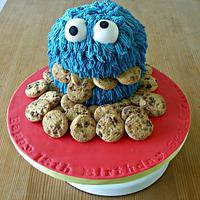 Cooooooooookie Monster!