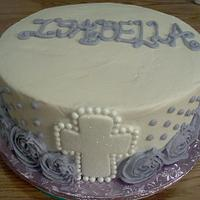 1st Communion Cake