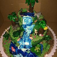 Amazon cake