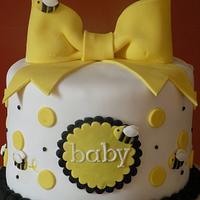bumblebee baby shower