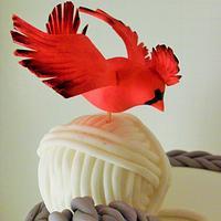 B-day Cake for Megi by Albena