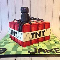 Minecraft TNT/Enderman