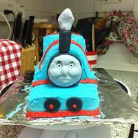 Thomas Cake!!
