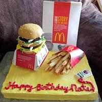 Big Mac and Fries!