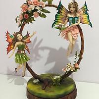 Spring Fairies
