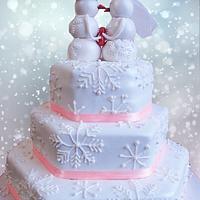 Winter Wedding !