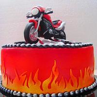 Motor cake by COMANDATORT