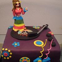 Hippie cake ;)